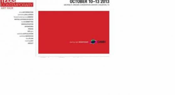 (c) Texas Contemporary Art Fair 2013