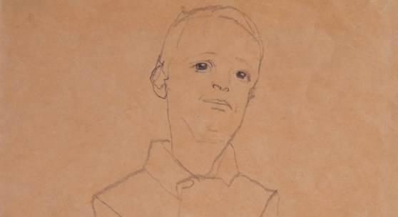 """Egon Schiele – Porträt des """"Rainer-Bub"""" (1910)"""