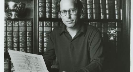 Gilbert Kaplan at Morgan Library by Chel Dong