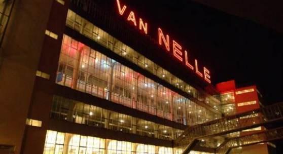 Van Nelle Factory in the Night (c) artrotterdam.com