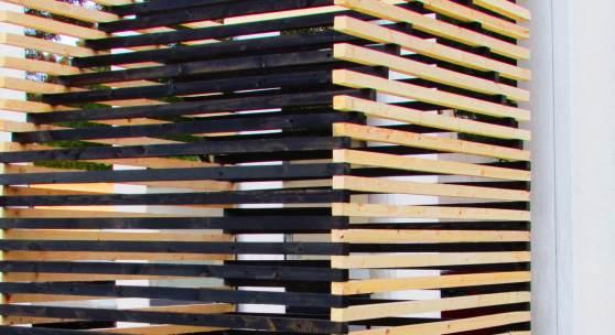 Vanité, detail,  wood 148 x 148 x 256 cm