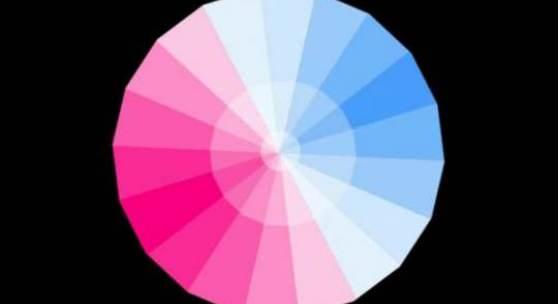 """Bildsujet: Frame aus dem Flash Film zur Ausstellung """"girls wear pink, boys blue"""" © Julia Haugeneder, Bildetage"""