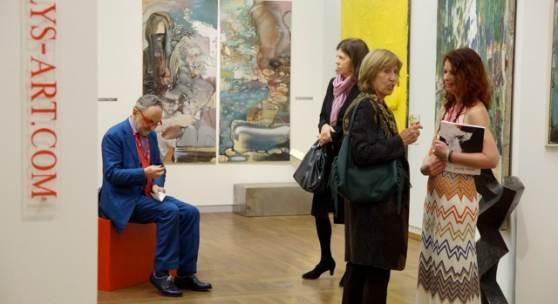 Impressionen art austria 2015