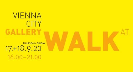 Vienna City Gallery Walk 2020