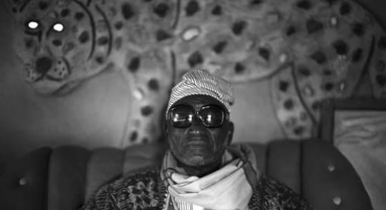 Alfred Weidinger: Sa Majesté Sultan El Hadj Issiton Kpeitori Koda VI. of Djougou, Benin