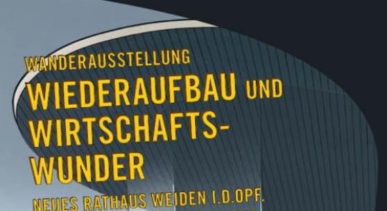 Wiederaufbau und Wirtschaftswunder Plakat © hdbg.de