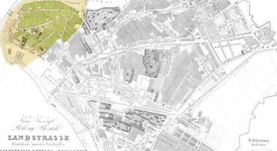 Wien 1830 Vasquez Landstrasse Weissgerber
