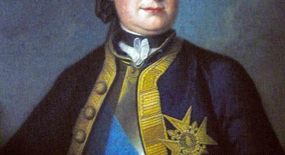 Unbekannt (Saargegend), Fürst Wilhelm Heinrich von Nassau-Saarbrücken (1718-1768), um 1765, Öl/Lwd., Saarlandmuseum – Alte Sammlung