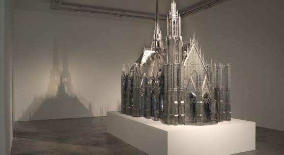 Wim Delvoye (1965)  Chapelle | 2007 | Mixed Media | 325 x 305 x 180 cm Taxe: 180.000 – 240.000 €