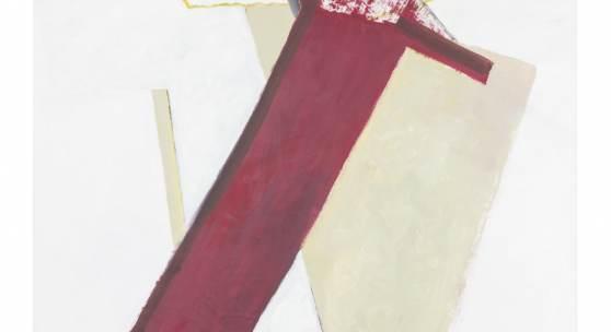 Alois Riedl o. T. 2015 Acryl auf Leinwand 210 × 210 cm (82,7 × 82,7 in) ANFRAGE ZU DIESEM WERK