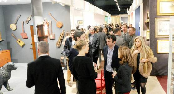 Young Collectors Night at the Winter Antiques Show | Winter Antiques Show