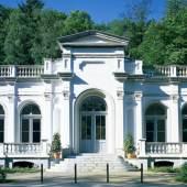 Die Wandelhalle des Museum Kurhaus Kleve