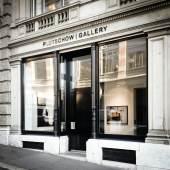 Aussenansicht der Plutschow Gallery in Zürich (c) plutschowgallery.com