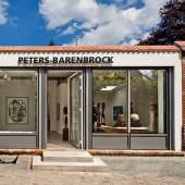 Geschäftsansicht der Galerie Peters-Barenbrock (c) galeriepetersbarenbrock.de