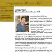Unternehmenslogo Antiquariat im Wimmer- Hof
