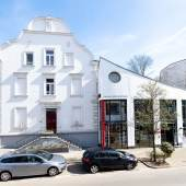 Außenansicht Auktionshaus an der Ruhr