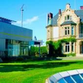Aussenansicht: Museums für Kommunikation Frankfurt (c) mfk-frankfurt.de