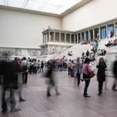 Der Saal des Pergamonaltars  © Staatliche Museen zu Berlin / Bernd Weingart