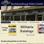 Unternehmenslogo Buchhandlung Stöhr Martin