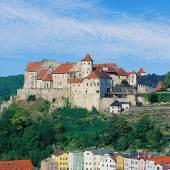 Burg Burghausen  © Bayerische Schlösserverwaltung www.burg-burghausen.de