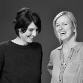 Annette Meijerink und Britta Bergner (c) colouredby.com