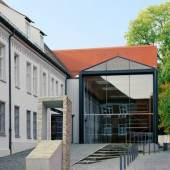 Diözesanmuseum St. Afra ansicht Eingang (c) museum-st-afra.de