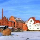 Dominsel im  Winter (c) stadt-brandenburg.de