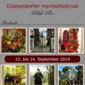 Unternehmenslogo Düsseldorfer Herbstfestival