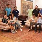 Experts von Teppiche : Die Personal des Gb-Rugs.com