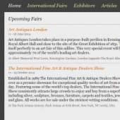 Unternehmenslogo Haughton International Fairs
