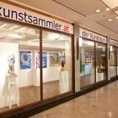 """Geschäftsansicht  """"der Kunstraum in den  Ringstrassen Galerien (c) thurnhofer.cc"""