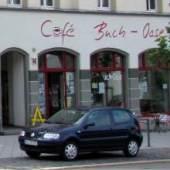 Unternehmenslogo Café Buch-Oase