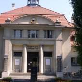 Das Künstlerhaus Klagenfurt, Sitz des Kunstvereines Kärnten  (c) kunstvereinkaer