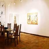 Ausstellungsansicht der Galerie - Kunsthalle Hops (c) kunsthalle-hosp.at