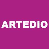 Unternehmenslogo ARTEDIO - Zeitgenössische Kunst online kaufen