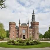 Frontansicht Museum Schloss Moylan (c) moyland.de