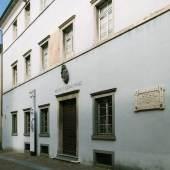 Vista esterna Comunale d'Arte Moderna (c) museoascona.ch