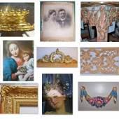 Restaurierung und Vergoldung - Katja Ling-Zeggio