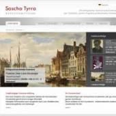 Unternehmenslogo Sascha Tyrra Kunstvermittlung