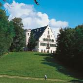 Schloss Rosenau,  Rödental bei Coburg  © Bayerische Schlösserverwaltung www.schl