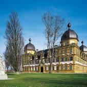 Schloss Seehof,  Memmelsdorf bei Bamberg  © Bayerische Schlösserverwaltung www.s