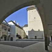 Arkadenhof, Schloss Pöggstall