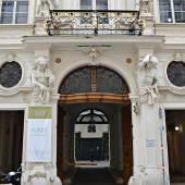 Aussenansicht des barocken Palais Breuner (c) austriaauction.com
