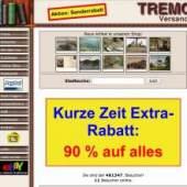 Unternehmenslogo Tremoncard Versandantiquariat