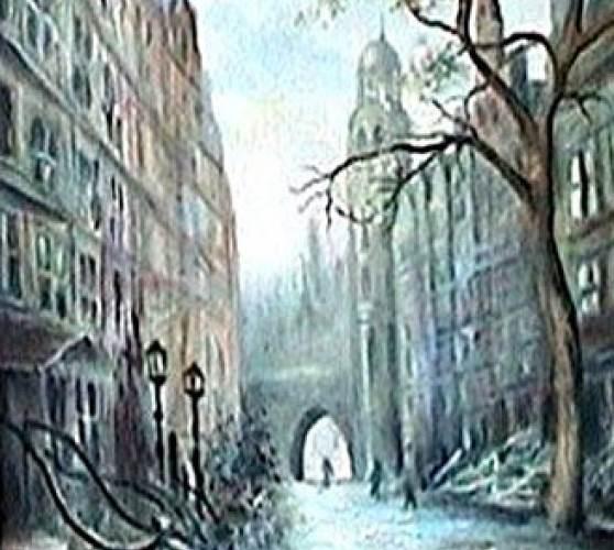 Danzig - Marienstrasse