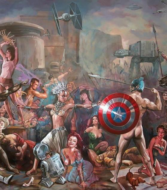 Captain America intervention