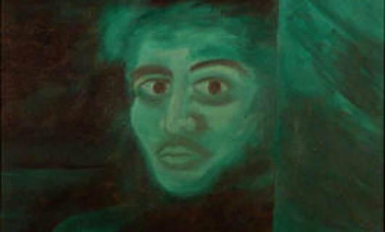 Das gruene Gesicht