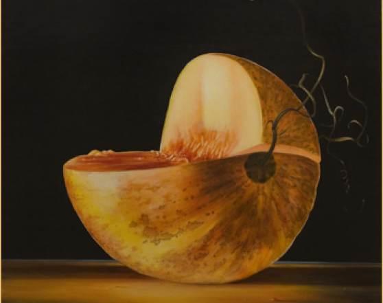 Frucht im Licht