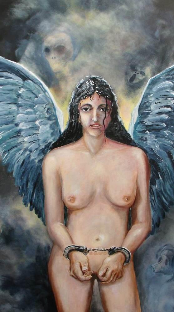 Engel ausser Betrieb