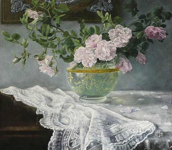 Bouquet mit York and Lancaster